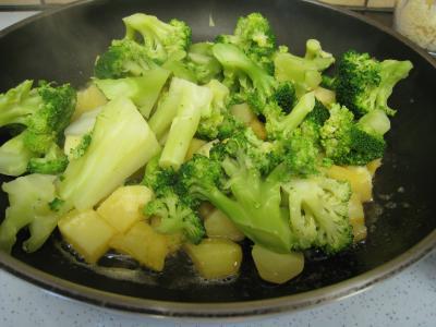 Crêpes aux brocolis et aux noix - 12.2