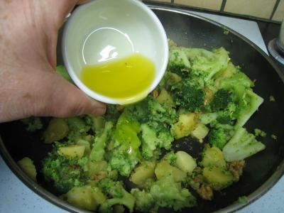 Crêpes aux brocolis et aux noix - 12.4