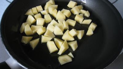 Pommes de terre aux poivrons - 6.3