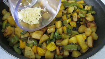 Pommes de terre aux poivrons - 8.3