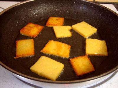 Canapés de polenta au saumon fumé - 9.4