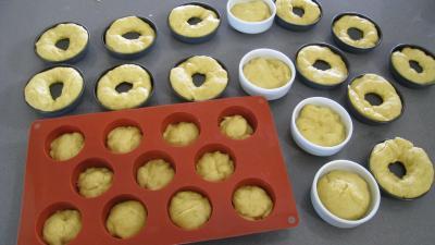 Pâte à babas et savarins et son sirop - 7.4