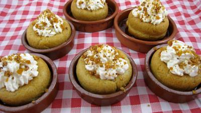 Recette Babas chantilly