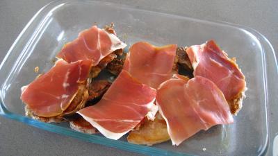 Côtes de porc gratinées au parfum de Corse ! - 4.4