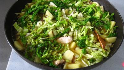 Caldo verde, soupe façon portugaise - 7.3
