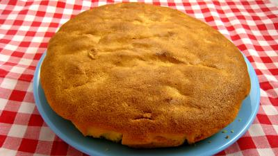gâteau fruits : Gâteau pain de l'O' à la portugaise