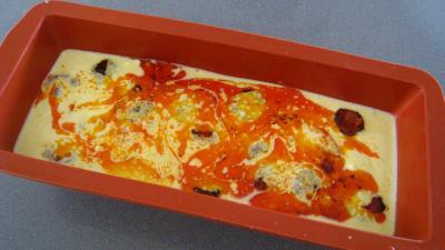 Cake au chorizo et crevettes - 4.3