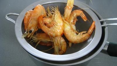 Sauce pâtissière aux crevettes - 2.2