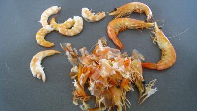 Sauce pâtissière aux crevettes - 3.1