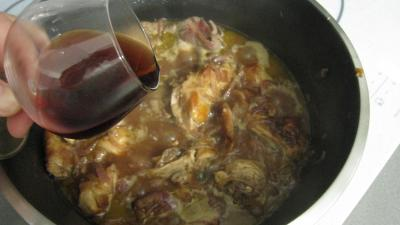 Lapin aux oignons à la portugaise (Coelho de cebolada) - 5.4