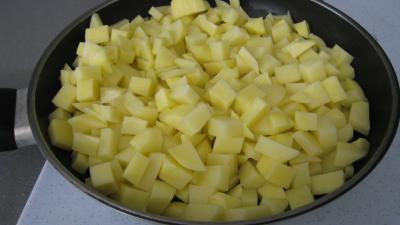 Cèpes aux pommes de terre à la landaise - 7.3