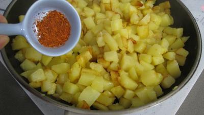 Cèpes aux pommes de terre à la landaise - 8.2