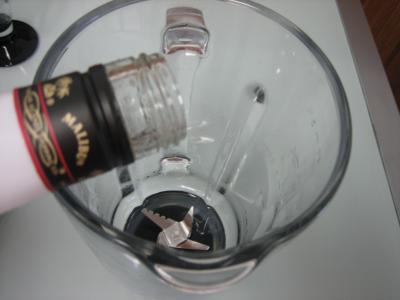 Cocktail gin et lait d'amande - 1.2