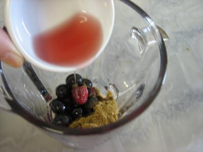 Cocktail raisins et framboises - 2.4