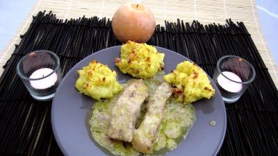 Hérissons de pommes de terre au parfum de l'Allemagne (rochermod) - 6.2
