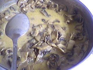 Cabillaud aux champignons - 6.2