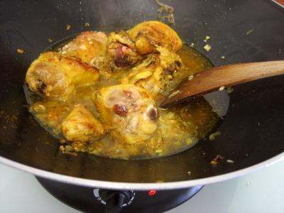 Poulet aux figues et au miel à la marocaine - 7.4