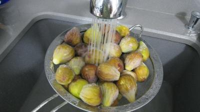 Poêlée de figues au caramel - 1.2