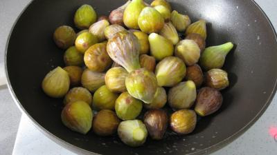 Poêlée de figues au caramel - 1.4