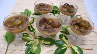 Poêlée de figues au caramel - 4.1