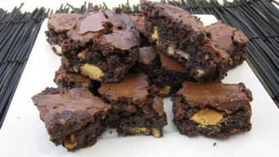 Brownies au chocolat blanc - 9.4