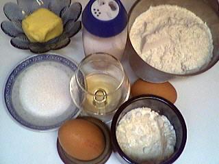 Ingrédients pour la recette : Bugnes à la lyonnaise