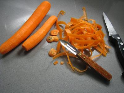 Côtes de veau sautées aux légumes - 1.4