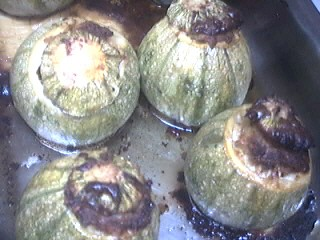 Farcis de courgettes - 5.1