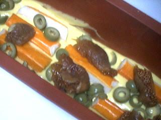 Cake au surimi - 4.1
