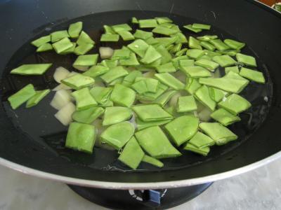 Velouté d'orties aux légumes - 10.2
