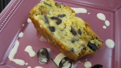 Cake aux champignons - 9.1