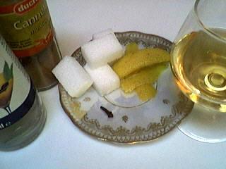 Ingrédients pour la recette : Café à l'armagnac