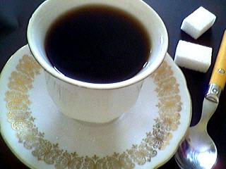 Recette Tasse de café à l'armagnac