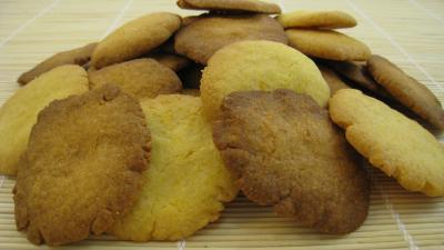 safran : Biscuits au safran à la savoyarde