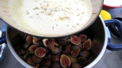 Confiture de figues et raisins - 3.1