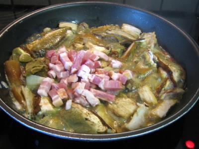 Cassolette aux oignons et aux cèpes - 5.3
