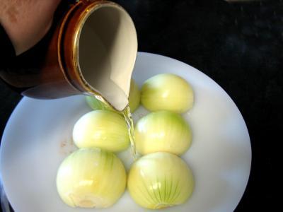 Cassolette aux oignons et aux cèpes - 4.1