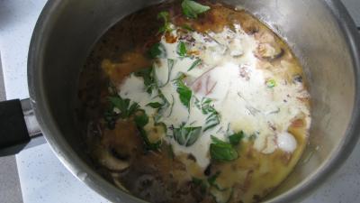 Sauce aux échalotes au vin - 6.2