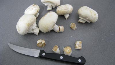 Croquettes de tagliatelles aux champignons - 3.1