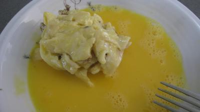 Croquettes de tagliatelles aux champignons - 9.1