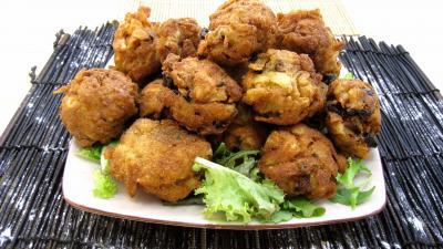 Croquettes de tagliatelles aux champignons - 10.2