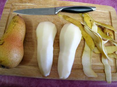 Coulis de poires - 1.1