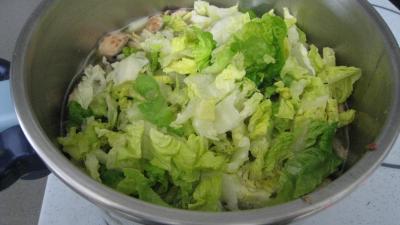 Velouté de légumes - 12.2