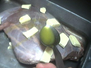 Chevreuil au vin blanc - 11.2
