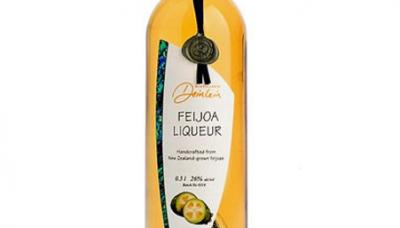 Photo : Liqueur de feijoa