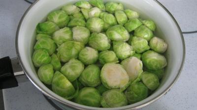 Salade de potiron et choux de Bruxelles - 4.3
