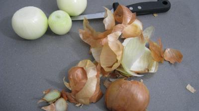 Purée d'aubergines et confit d'oignons et de tomates - 2.3