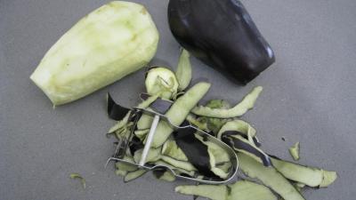 Purée d'aubergines et confit d'oignons et de tomates - 4.3