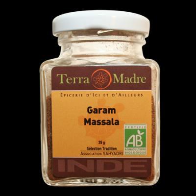 Image : Garam massala