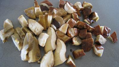 Capellini aux cèpes - 2.1